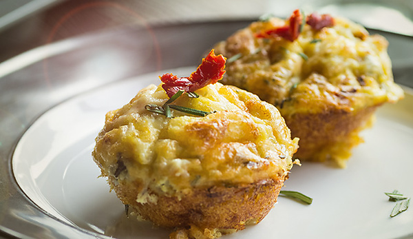 Tofu Mini Frittatas - Natural Balance Foods