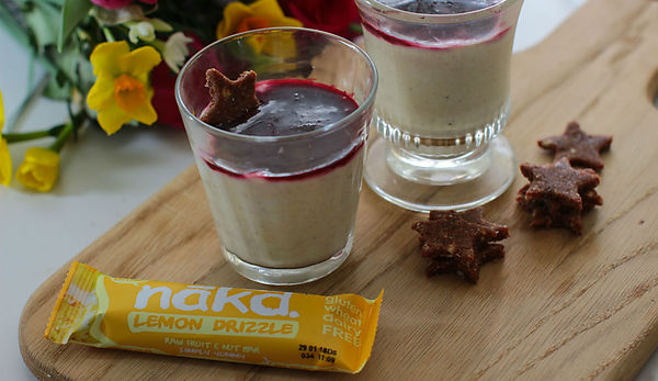 Nakd Lemon Possets