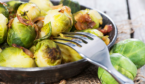 Skewered Brussels