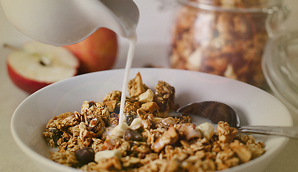 Toffee Apple Granola