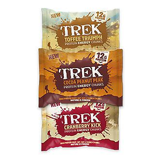 TREK Protein Energy Chunks Taster Box
