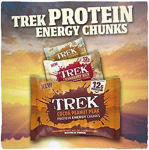 TREK Protein Energy Chunks