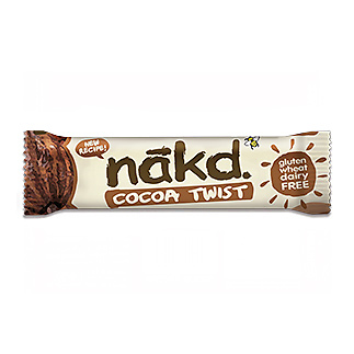 Nakd Cocoa Twist 30g bar