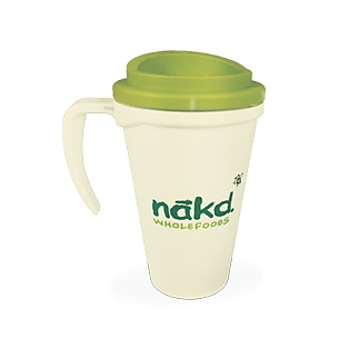 Reusable mug perfect for any Nakd fan