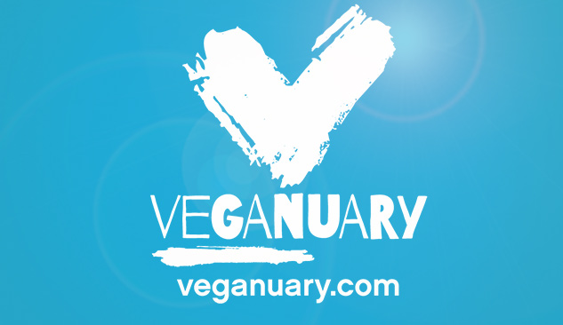 Welcome to Veganuary