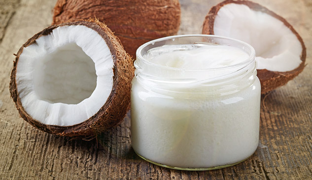 Health Benefits of Coconut Oil (Healthy-Living)