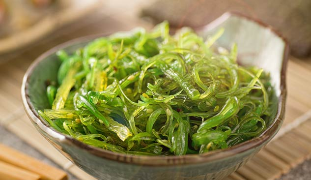 Sea Vegetables and Seaweeds