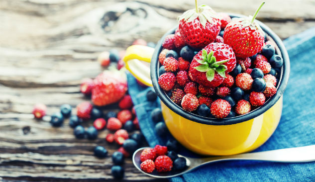 The Benefits of Beautiful Berries!