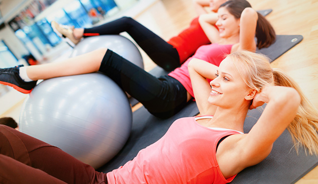 All About Pilates Fitness