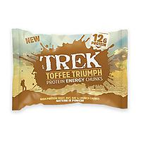 TREK Toffee Triumph Protein Energy Chunks