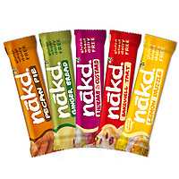 Nakd puds mixed case March 2017