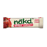 Oaties - Nakd Berry Cheeky