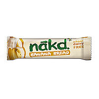 Oaties - Nakd Banana Bread