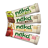 Oat-packed breakfast bar, 100% natural - 4 flavours