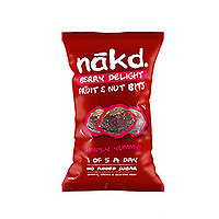 Bit-sized bits of your favourite nakd bar, perfect for sharing